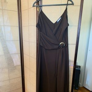 Brown Zara Dress